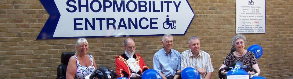 Hillingdon Shopmobility