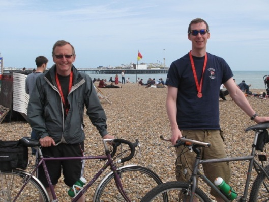Cycling for Shopmobility